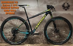 Cannondale FSi Carbon 2 2017 Firebike Edition