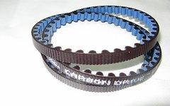 Gates Carbon Drive - CDC Belt 122T blue - NEU !