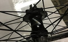 Sram/easton Schnapper!! Easton Arch 24 142x12 HR mit XD