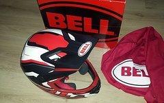 Bell Transfer-9 Fullface Helm 57–59 cm