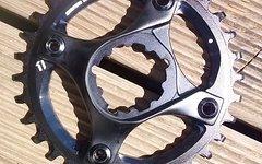 SRAM Narrow Wide X1 Kettenblatt 32z inkl. Spider, NEU !!
