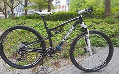 Trek Superfly FS 9 RH 16,5  2014 NEU