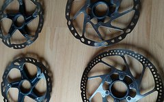 Shimano XTR ICE-Tech Bremsscheiben Centerlock *2x160mm, 2x180mm