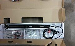 Rock Shox Reverb Stealth 150mm Connectamajig (31,6mm / 430mm) Remotehebel links **** NEU ****