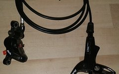 Avid ELIXIR TRAIL 7 BREMSE HR TOPZUSTAND! 180 cm LL->DIRTBIKE ; SLOPESTYLE