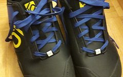 Five Ten Impact VXi 45 blue/yellow  *Neu*