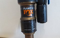 Fox NEU Float X Kashima Dämper 200 x 51mm mit FOX Factory tune