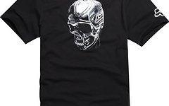 Fox Clothing Skull Metal T-Shirt NEU