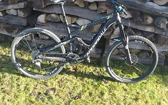 Cannondale Jekyll 2015 650b 27,5 M