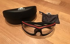 Adidas Evil Eye Pro S Vario Sportbrille Radbrille MTB selbsttönend Rennrad