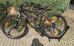 Haibike ATTACK RX PRO CARBON 27,5 RH 43 cm Hardtail - TOP ZUSTAND
