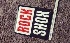 Rock Shox Aufkleber GROß