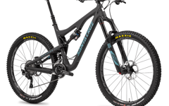 "Santa Cruz Bronson 27,5"" 2.0 CC XO1A Black/ Grey in S enduro MTB"