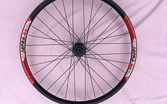 "Alexrims / Sun Ringle 26"" Hinterrad 150/12 mm"