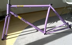 Fat Chance Yo Eddy 2.0 XL Purple Rigid 29er Rahmen