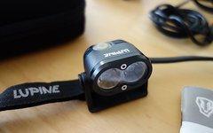 Lupine Piko 4 LED Helmlampe Hardcase Set