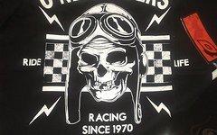 O'Neal Riders T-Shirt [schwarz/Gr. S/NEU/eingeschweisst] *UPDATE*