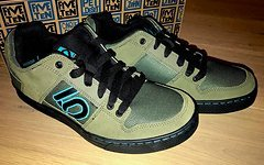 Five Ten Freerider, Earth Green !! NEU + OVP !! 43