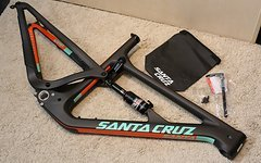 "Santa Cruz Hightower Carbon CC Rahmen 29"" / 650B+ Gr. L *AKTION!*"