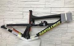 Santa Cruz Nomad CC Frameset Matte Carbon / Yellow Gr.L