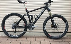 Canyon Nerve AM 9.0 SL