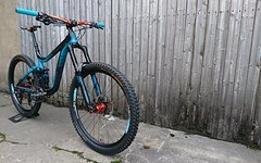 Giant Reign 27.5, M,  Custom, Ready for take off !!!