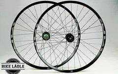 E*thirteen LG1+ 33/28 mm Laufradsatz mit Hope Pro 4 Evo Naben / Enduro , Freeride , Downhill