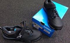 Shimano MT5 Black Noir *NEU*