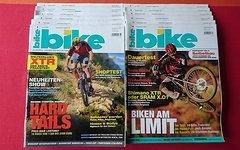 Delius Klasing Verlag Bike-Magazin 1-12 2002