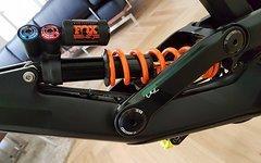 Fox DHX2 Modell 2017 Nagelneu!!!! 267x89mm Sram YT Rock Shox