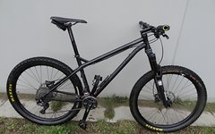 "NS Bikes Eccentric Cromo 27,5"" inkl. Hope Steuersatz"