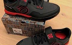 Five Ten Kestrel Lace, Black / Red !! NEU + OVP !! 44
