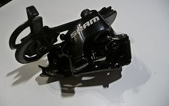SRAM X0 XO 10 fach Schaltwerk schwarz medium cage