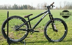 Dartmoor Two6 Player black pearl Custom Dirt/Street Bike Rock Shox Pike DJ,e*Spank ,Sram,Chromag,Kenda,Noa-Bl-Evo-1