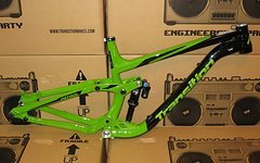 Transition Bikes 2018 PATROL Rahmenkit inkl. Fox DPX2 Performance Elite - Größe L