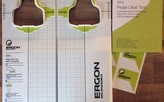 Ergon TP1 Cleat Tool für Look Keo Pedale