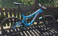 Pivot Switchblade 29er XL, XT-XTR, FOX