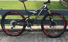 Specialized Camber S-Works 29 - 2015 - neu gekauft 2016