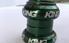 """Chris King No Threadset 1 1/8"""" EC34 grün"""