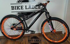 NS Bikes Decade Custom Dirt/Street Bike Rock Shox Pike DJ