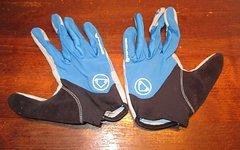 Endura Singletrack Lite Glove Handschuh ultramarinblau (L)