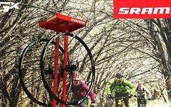 SRAM Roam 40  Laufradsatz 27,5'' 650b