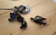 SRAM XO DH 10-Speed [Schaltwerk-Trigger-Kasette]
