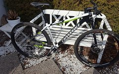 Cannondale Flash Team 2014 L Custom X01 29er Lefty
