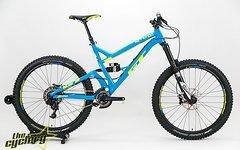 GT Sanction Pro Enduro Bike | Größe M oder L | UVP 4.699 €
