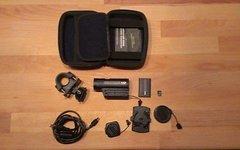 Contour HD 1080P Helmcam inkl. viel Zubehör