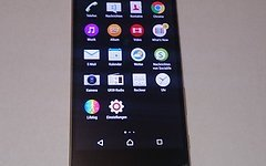 Sony Xperia Z5 Gold, Modell E6653, 23 MP Camera, (Simlockfrei), Android 6.0