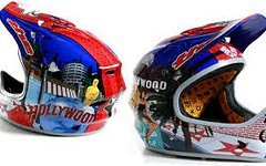 The Hollywood Full Face helmet - Large