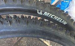 Michelin Matschreifen Winterreifen 26x2,2