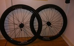"Alexrims Md21 27.5"" mit Continental"